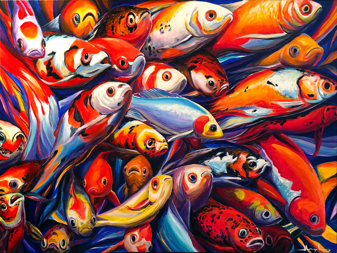 THE SILVER FISH
