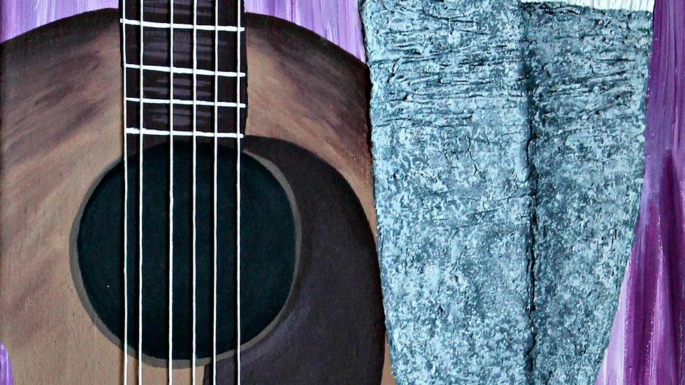Cozy Acoustics Print