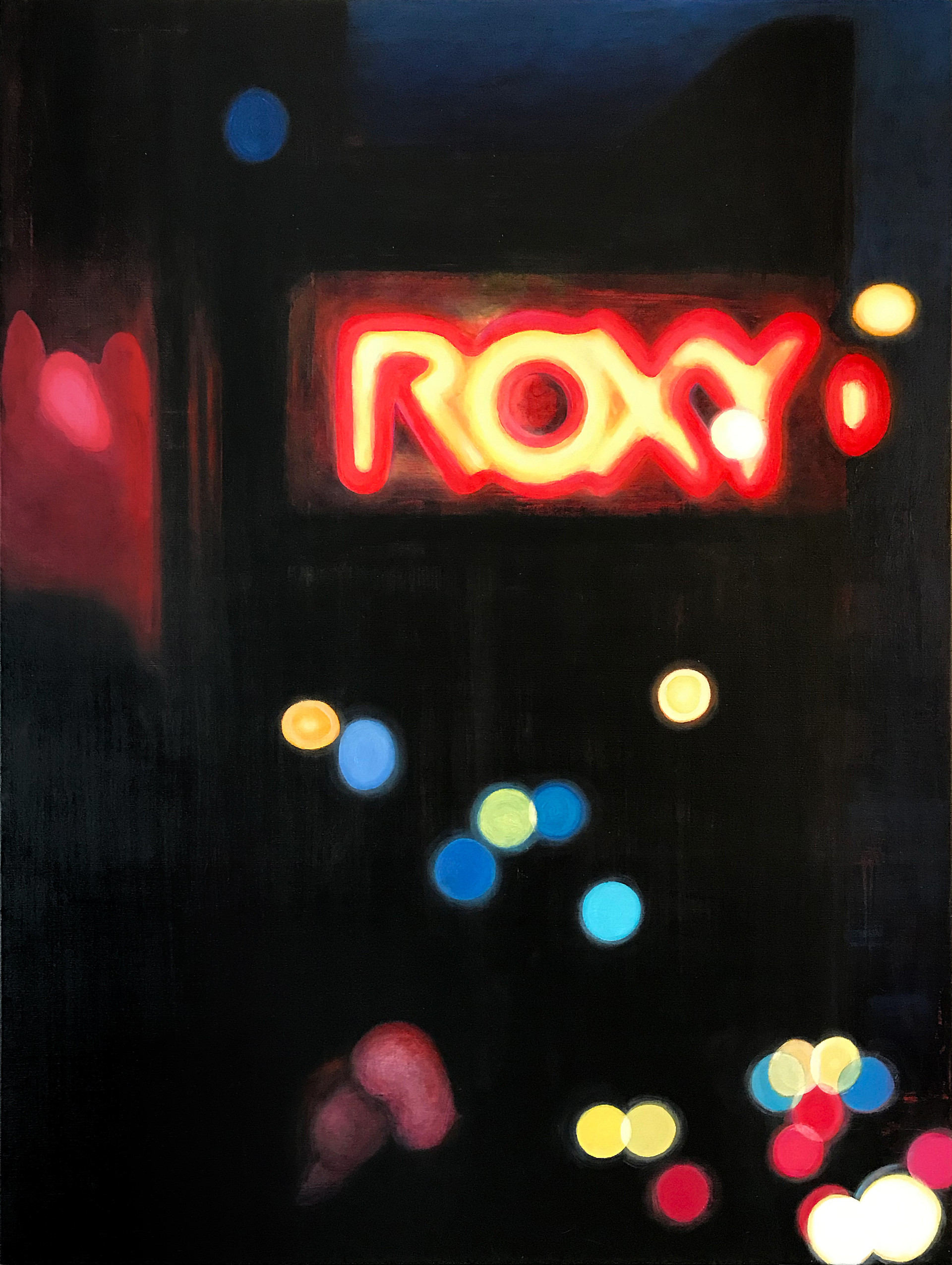 NOCTURNE #15 / Roxy