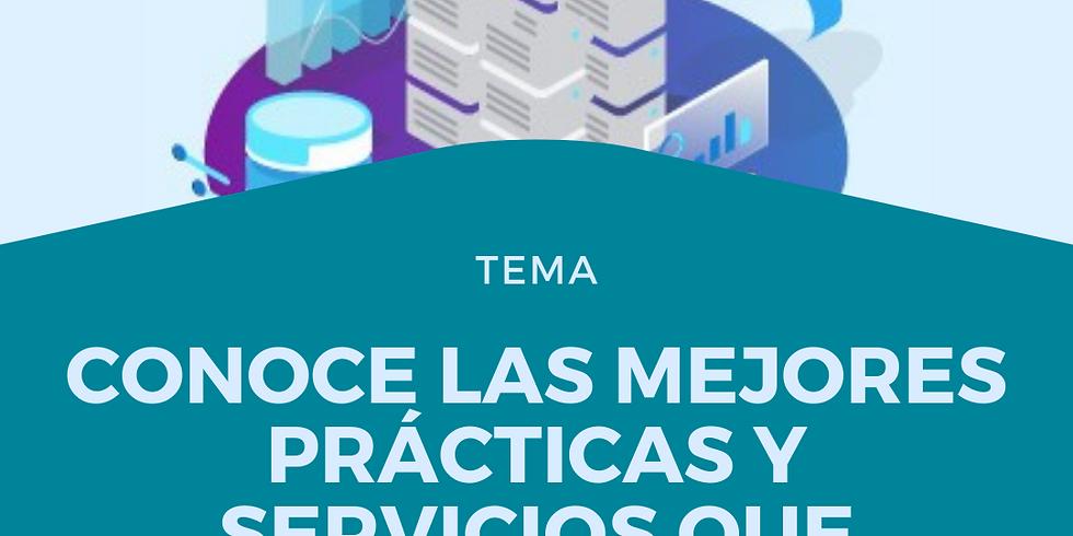 Conoce las mejores prácticas y servicios que ofrece Azure para tu empresa