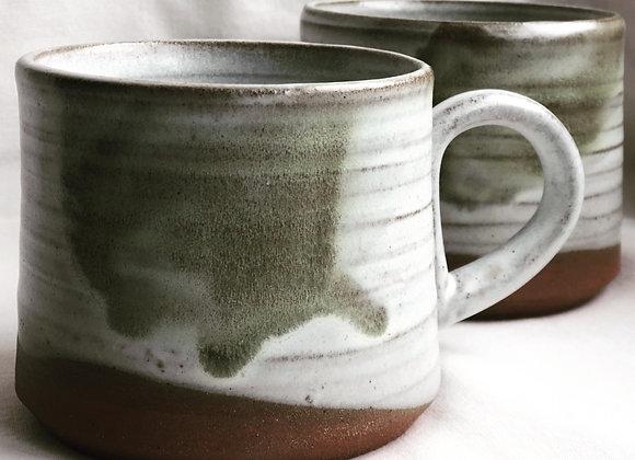 Beach Americano style mugs