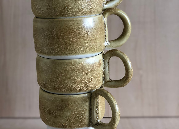 60's stacker coffee cups