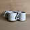 Thumbnail: Modern Coffee Cup - Grey and Tan