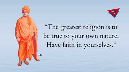 Swamijis' speech that changed the ... Sisters and Brothers of America,
