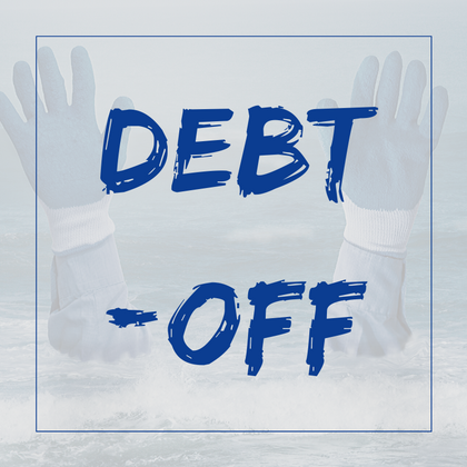 Debt-off most proven strategy