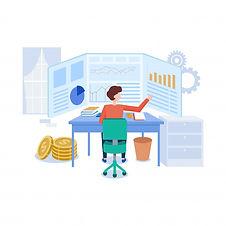 trading-platform-illustration-flat-style