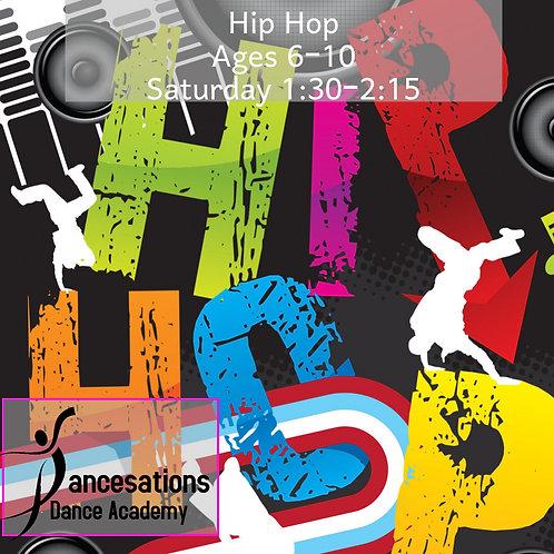 Hip Hop Ages 7-10