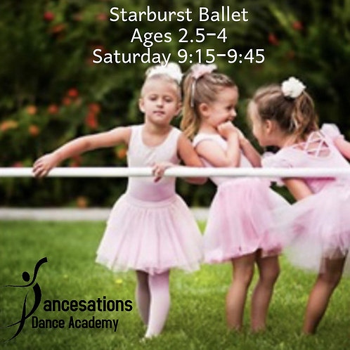 Starburst Ballet