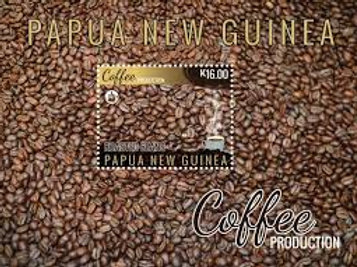 Papua New Guinea Medium Roast One Pound (16 oz) Bag