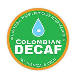 Colombia Decaf 1 pound bag (16 oz.)