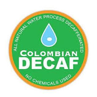 Colombia Decaf 1 pound bag (16 oz.)