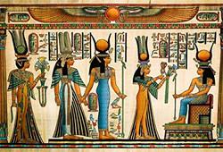 Egypt Scene Peintures