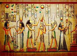 Ancient Egypitian Hieroglyphics