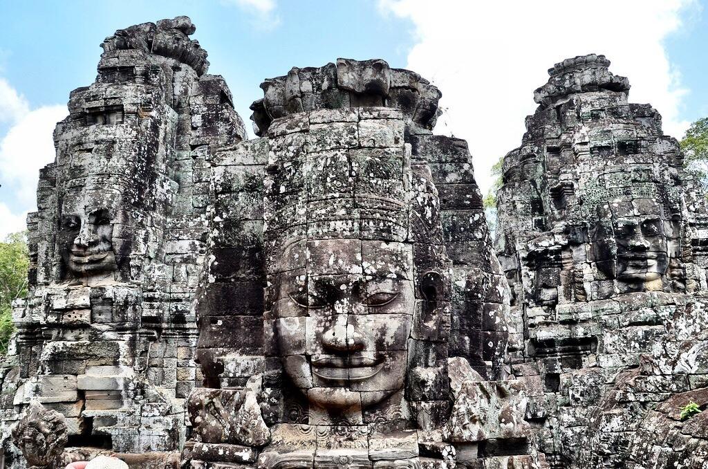Angkor-Thom-Cambodia
