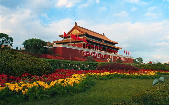 Tiananmen-Square-Beijing-China