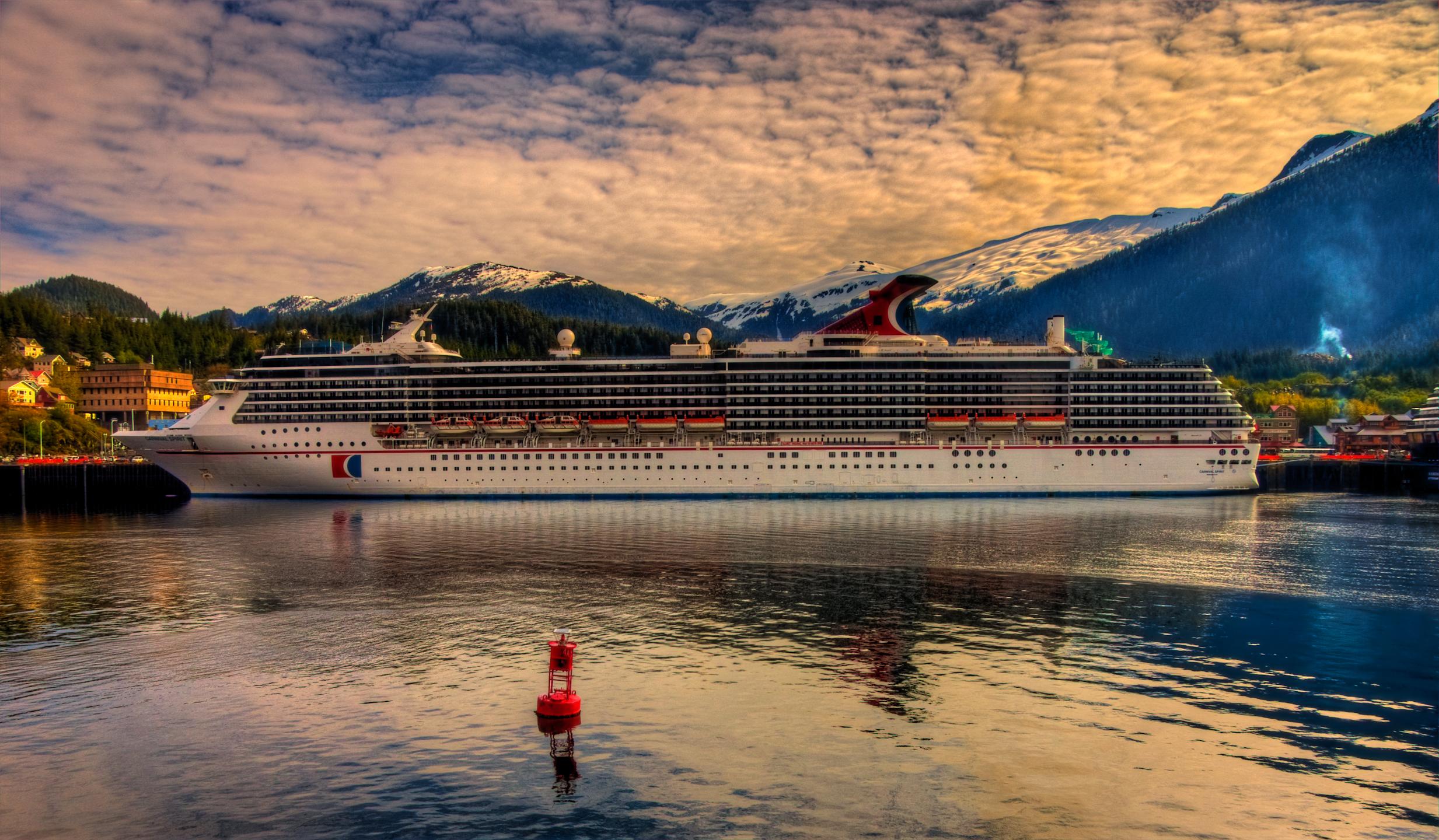 Canada Alaska Cruise
