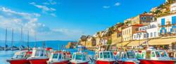 Poros hydra Aegina Cruise