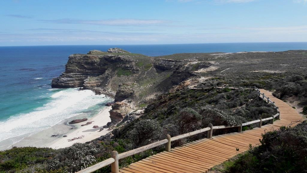 walk to the Cape of Good Hope