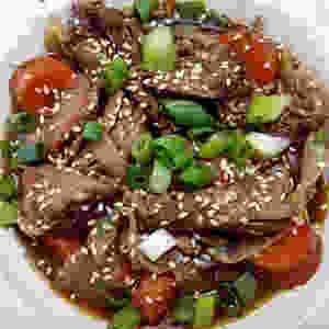 slow cooker korean beef stew
