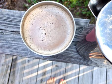 RealFat Rasa - my favorite adaptogenic coffee alternative!