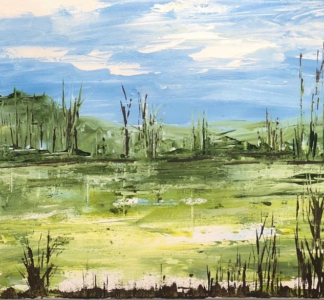 Summer in The Swamp