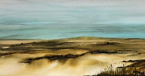 Peace Prairie 16X40 Deep Exhibition Canv