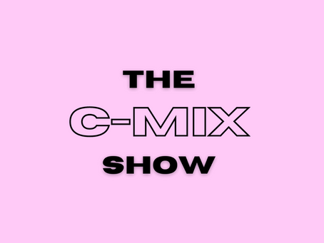 THE C-MIX SHOW FT. BOUNCER - WED 25TH NOV (FLEX 101.4FM)
