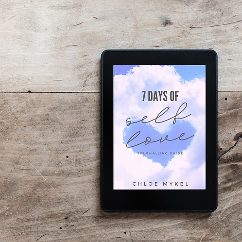 '7 Days of Self Love' - Journalling Guide (Digital Download)