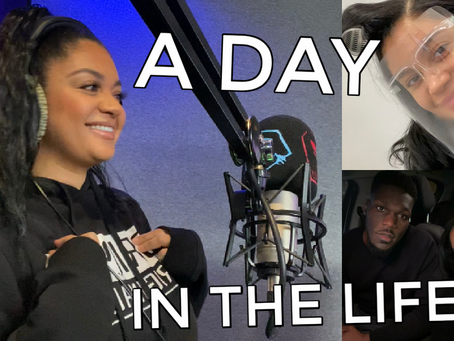 NEW! VLOG - A DAY IN THE LIFE WITH ME!