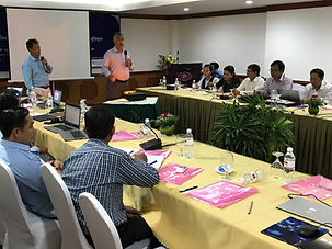 Application for Gavi support for human papillomavirus vaccine introduction in Cambodia