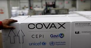 COVID-19 Support to Gavi, the Vaccine Alliance