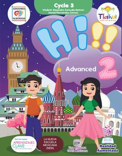 Hi advanced 2- portada