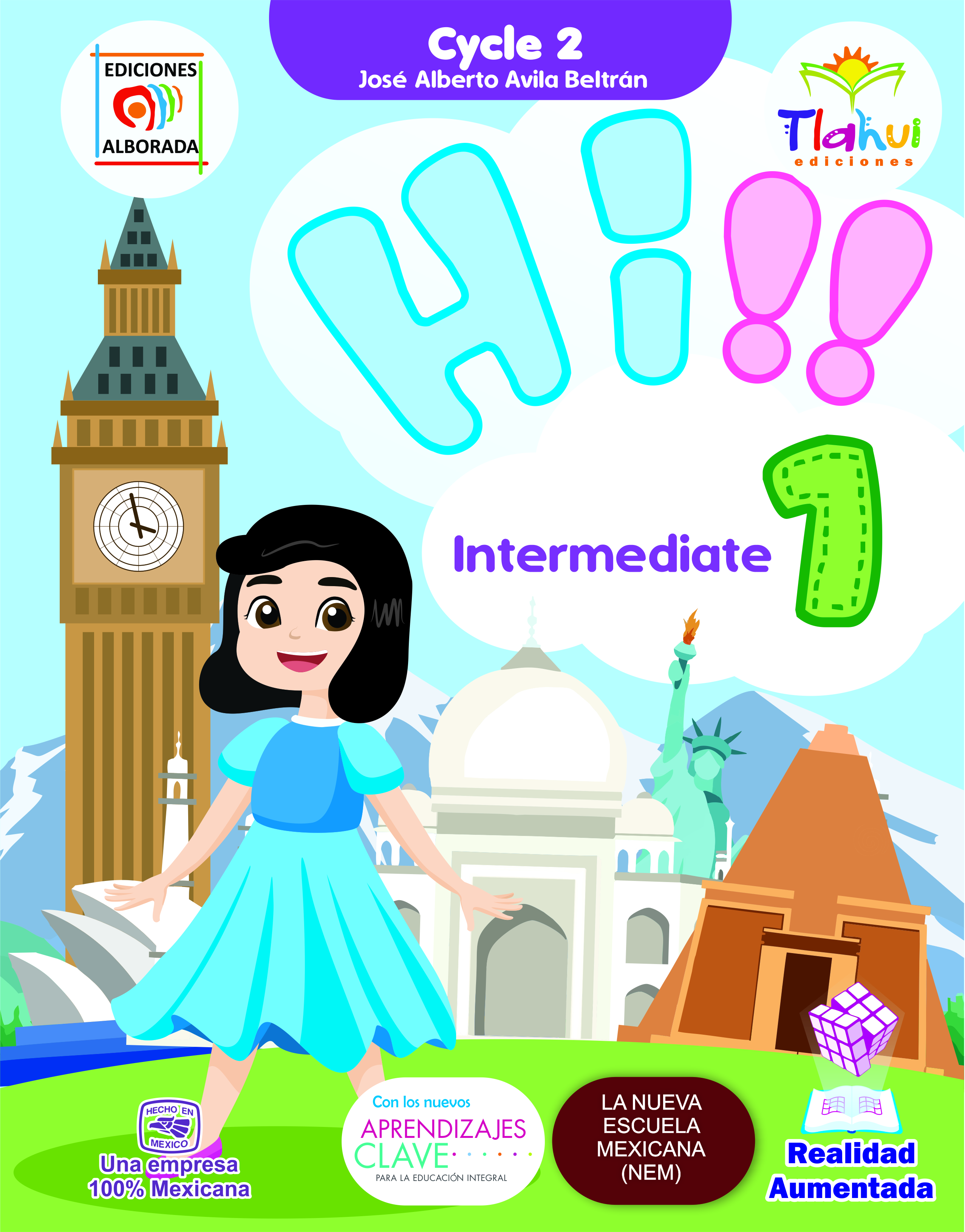 Hi intermediate 1- portada