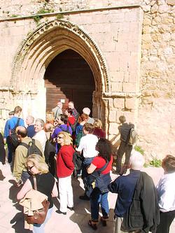 Visita al Castillo de Alarcón