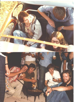 Excursiones/ actividades 1981