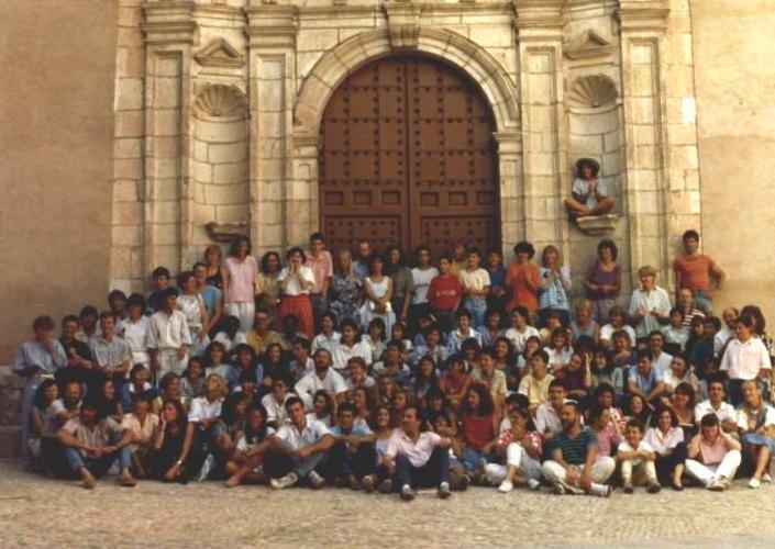 Corsi di spagnolo in Cuenca 1975