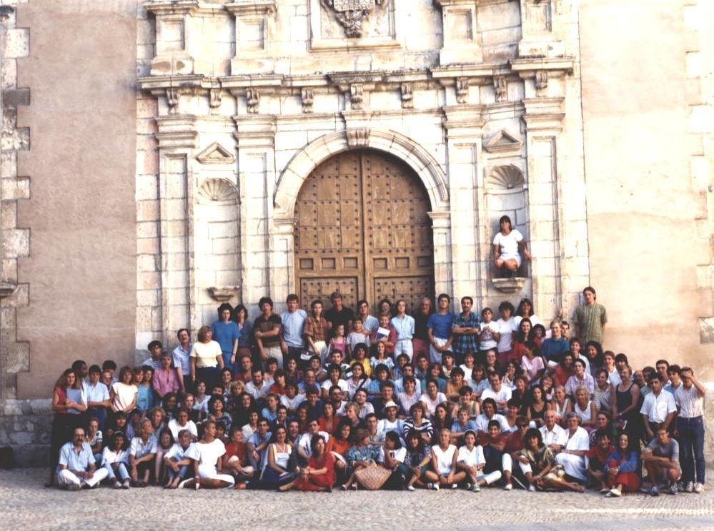Crusos de español en Cuenca