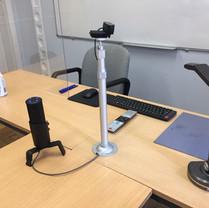 Clase 5 (Micrófonos, webcam, cámara de d