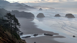 Crescent Beach and Cannon Beach