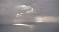 Rainstorm at Sea