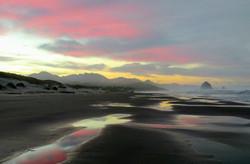 Chapman Beach at Dawn