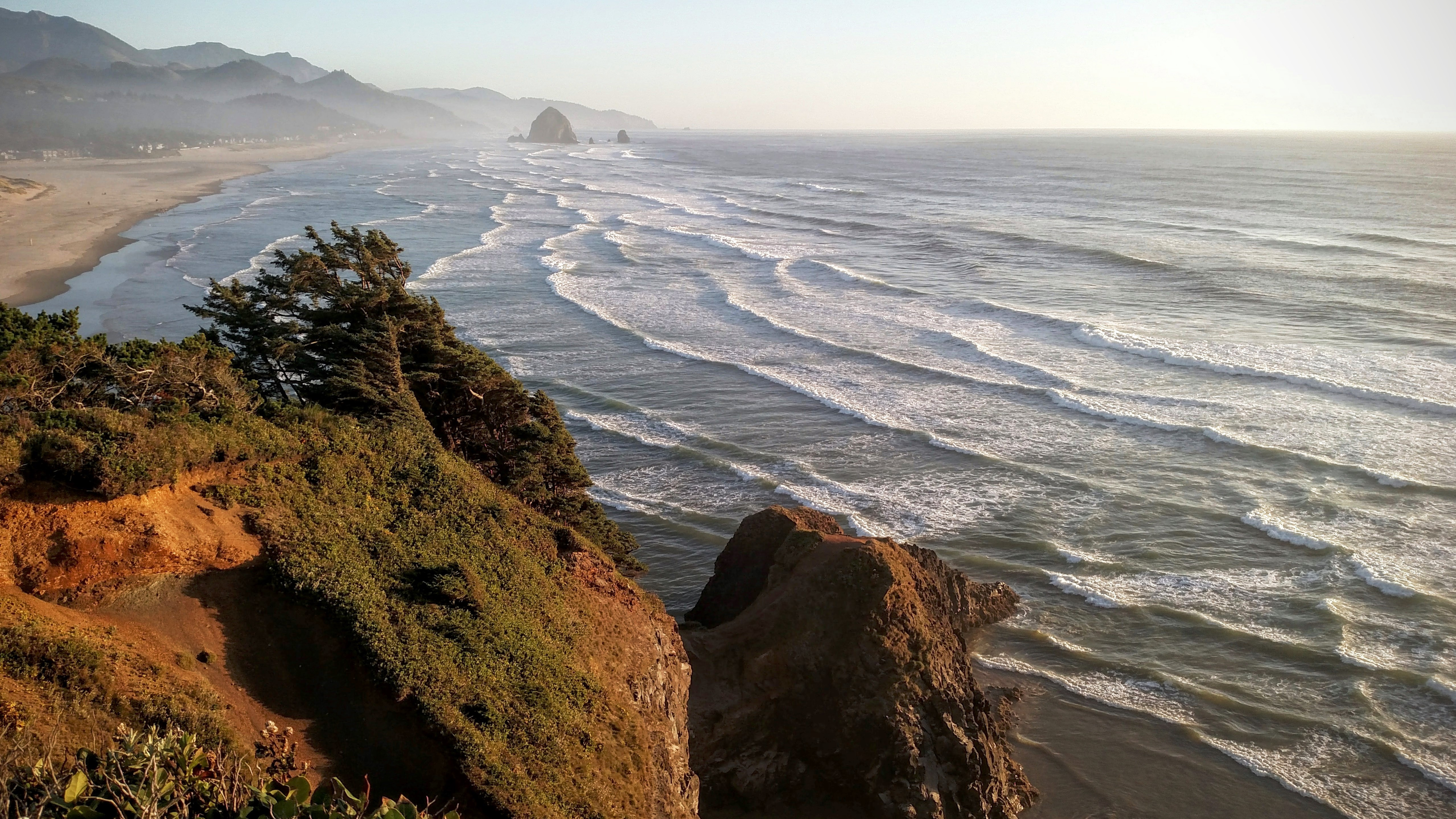Chapman Point and Cannon Beach