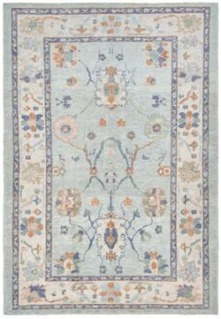 #1901451 6'x9' Oushak Rug