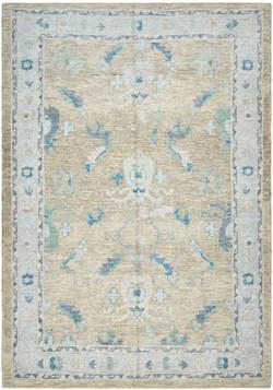 #1902017 5'x7' Oushak Rug