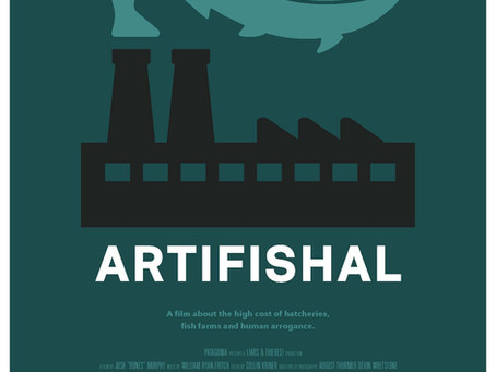 Artifishal: A Film on Fish Hatcheries