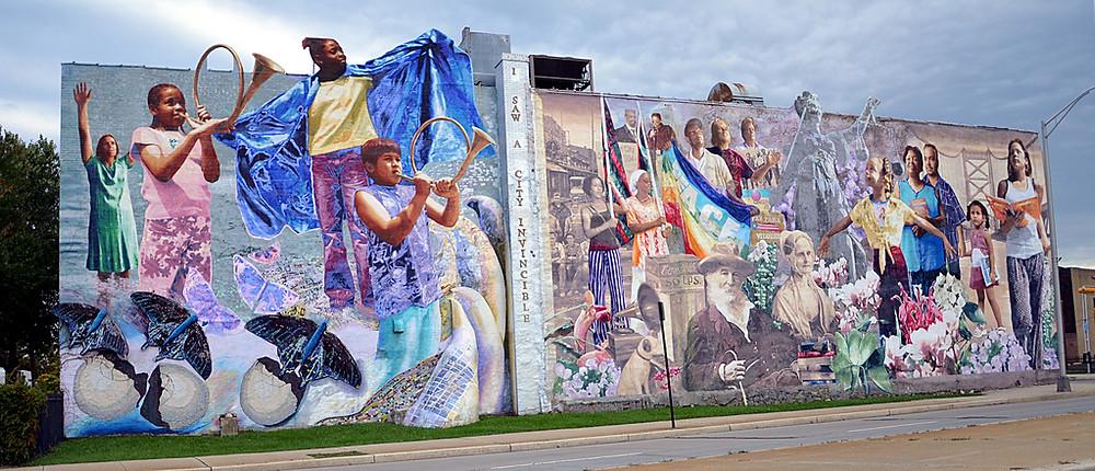Camden Mural
