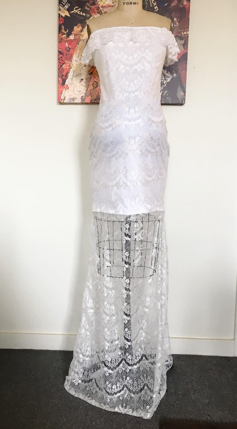 NJ DIY blogger bridal couture