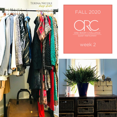 Week 2 of the One Room Challenge: Making Progress!