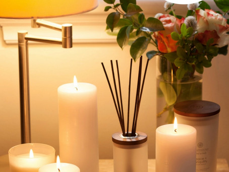 The Candle that's MORE than a Candle: Chesapeake Bay Candle