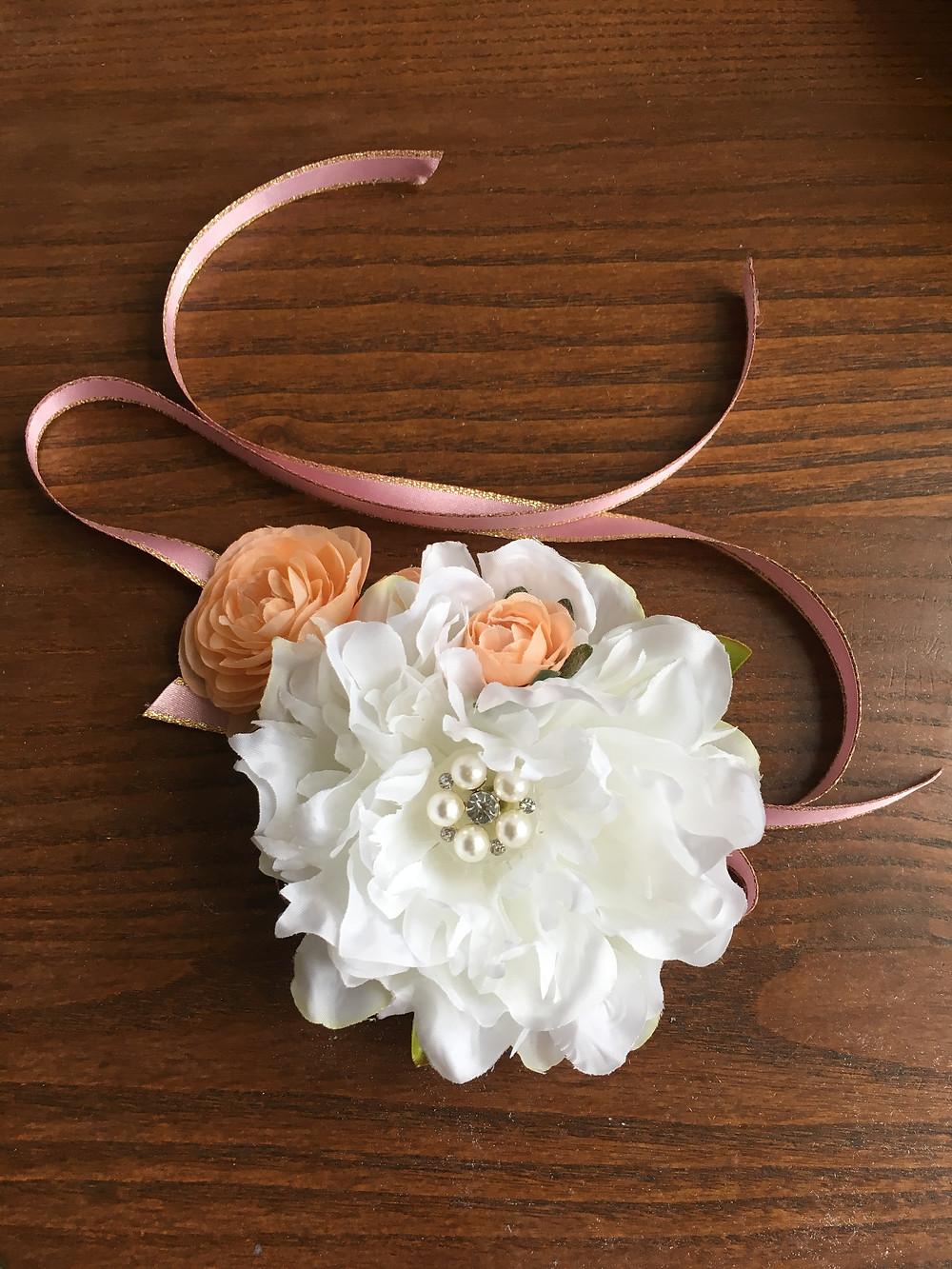 DIY bridal micro-wedding